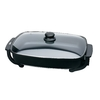 Deni 15-in L x 12-in W Non-Stick Cooking Surface Electric Skillet