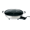 Deni 14.5-in L x 12-in W Non-Stick Cooking Surface Electric Skillet