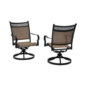 Garden Treasures Potters Glen Patio Dining Chair