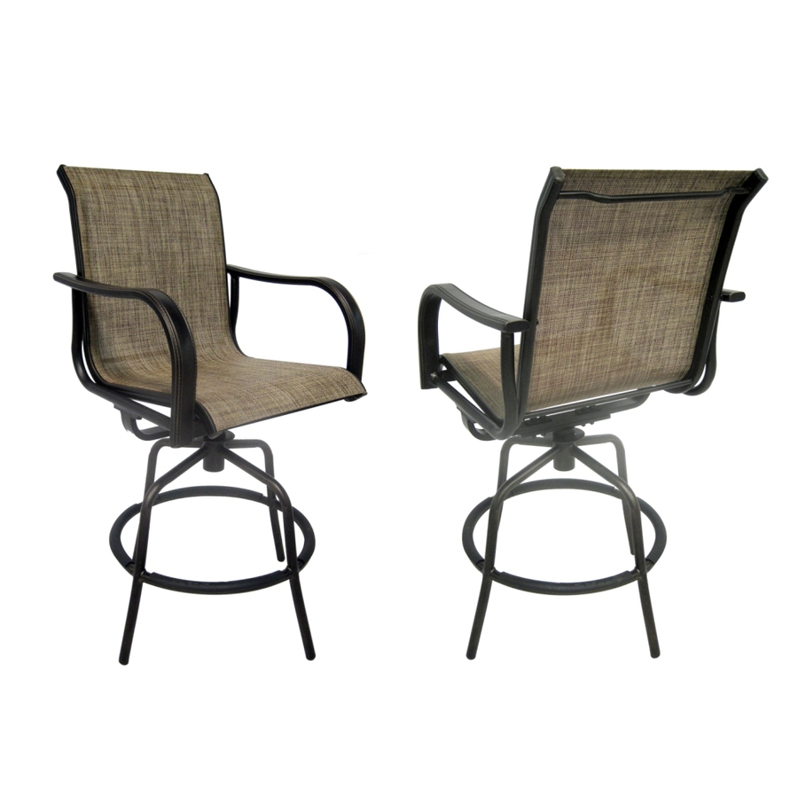 21 Model Bar Height Patio Chairs