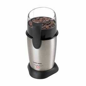BLACK &amp; DECKER 4 oz Stainless Steel Coffee and Spice Grinder