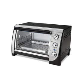 BLACK &amp; DECKER 4-Slice Toaster Oven