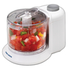 BLACK & DECKER 1.5-Cup 70-Watt White 1-Blade Food Processor