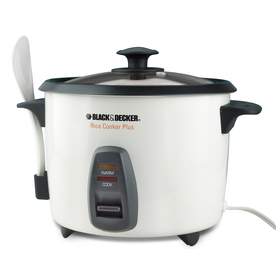 BLACK &amp; DECKER 16-Cup Rice Cooker