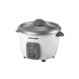 shop black decker 6 cup rice cooker at