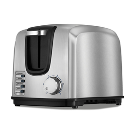 BLACK &amp; DECKER 2-Slice Stainless Steel Toaster