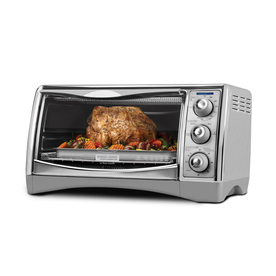 BLACK &amp; DECKER 6-Slice Convection Toaster Oven