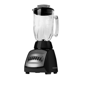BLACK & DECKER 48-oz Black 12-Speed 650-Watt Pulse Control Blender