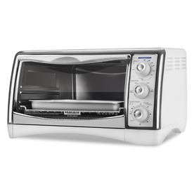 BLACK &amp; DECKER 6-Slice Toaster Oven