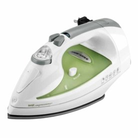 BLACK & DECKER 1200-Watt Auto-Steam Iron