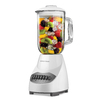 BLACK & DECKER 40-oz White 10-Speed 350-Watt Pulse Control Blender