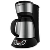 BLACK & DECKER Stainless Steel 8-Cup Programmable Coffee Maker