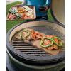 Bayou Classic Ceramic Cypress Grill Cypress Leaf Charcoal Grill