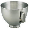 KitchenAid 4.5-Quart Stainless Steel Mixing Bowl