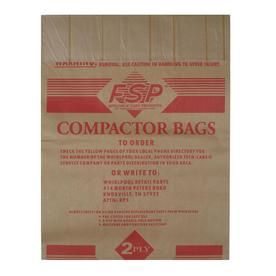 Whirlpool 12-Pack 15-in Paper Compactor Bags
