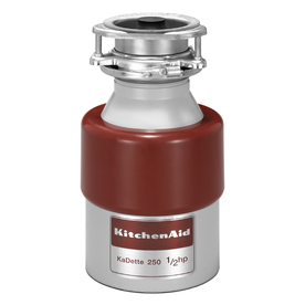KitchenAid 1/2-HP Garbage Disposal with Sound Insulation