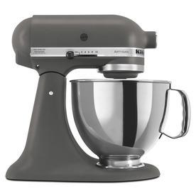 KitchenAid Artisan 5-Quart 10-Speed Imperial Grey Stand Mixer