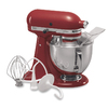 KitchenAid Artisan Series 5-Quart 10-Speed Empire Red Stand Mixer