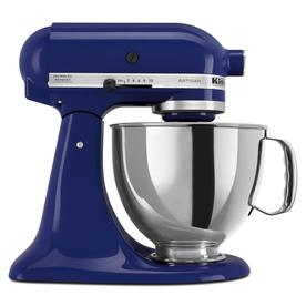 KitchenAid Artisan 5-Quart 10-Speed Cobalt Blue Stand Mixer