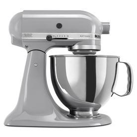 KitchenAid Artisan Series 5-Quart 10-Speed Metallic Chrome Stand Mixer