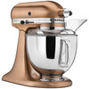 KitchenAid 5-Quart 10-Speed Satin Copper Stand Mixer