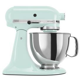 KitchenAid Artisan Series 5-Quart 10-Speed Ice Blue Stand Mixer