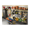 Gladiator 48-in W x 2.5-in H x 12-in D Steel Wall Mounted Shelving
