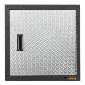 Gladiator Premier 24-in W x 24.25-in H x 12-in D Steel Wall-Mount Garage Cabinet