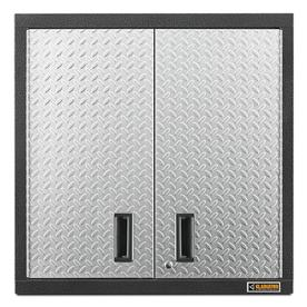 Gladiator Premier 30-in W x 30-in H x 12-in D Steel Wall-Mount Garage Cabinet