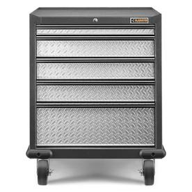 Gladiator 34.5-in H x 28-in W x 25-in D Metal Multipurpose Cabinet