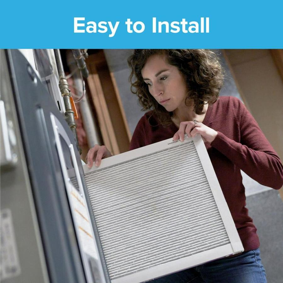 Filtrete 16x30x1 MPR 1500 Air Filter 2-pack and Awair Element Air Quality Monitor