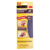 "3M 2-Pack 180 Grit Flexible Sanding Pad 3.7""x 9.25"""