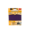 3M 5-Pack 180-Grit 4-1/2-in W x 5-in L Sandpaper