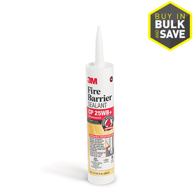 3M 10.1-oz Red Paintable Specialty Caulk