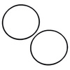 3M 2-Pack 4.125-in x 0.125-in Rubber Faucet O-Rings