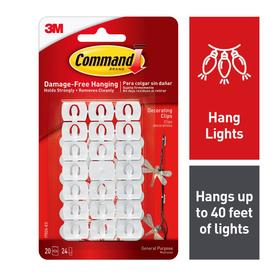 Command 44-Count Clips & Mini Strips