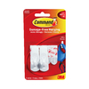 Command 2-Pack Plastic Adhesive