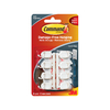 Command 8-Pack Plastic Adhesive Cord Clips