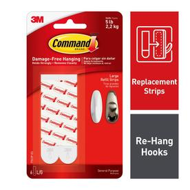 Command 0.8-in Two-Sided Tape