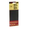 3M 5-Pack 600-Grit 3-5/87-in W x 9-in L Wet or Dry Sandpaper