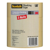 Scotch 1.88-in x 180-ft Wood Painter's Tape
