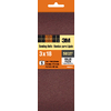 3M 5-Pack 50-Grit 3-in W x 18-in L Belt Sandpaper