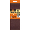 3M 5-Pack 120-Grit 3-in W x 18-in L Belt Sandpaper