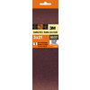 3M 5-Pack 50-Grit 3-in W x 21-in L Belt Sandpaper