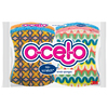 ocelo 4-Pack Cellulose Sponge with Scouring Pads