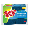 Scotch-Brite 6-Pack Cellulose Sponge with Scouring Pad