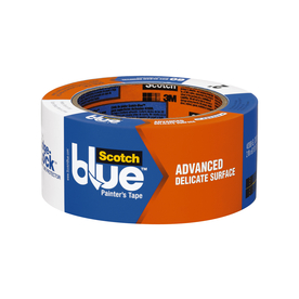 "3M 2"" x 60 Yd . Blue Painter's Masking Tape"