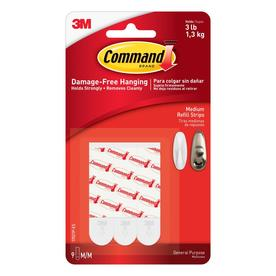 Command 0.6-in Two-Sided Tape