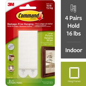 Command 4-Pack Large Picture Hanging Strips