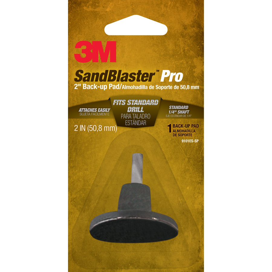 3M SandBlaster Pro 2 Drill Mounted Sanding Disc Holder